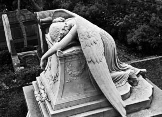 angelo del dolore-roma