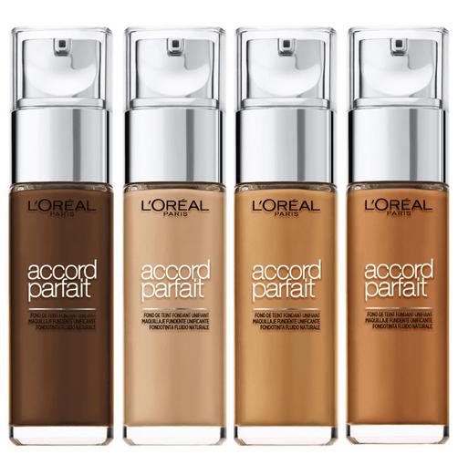 fondotinta-Accord Parfait-Oréal Paris