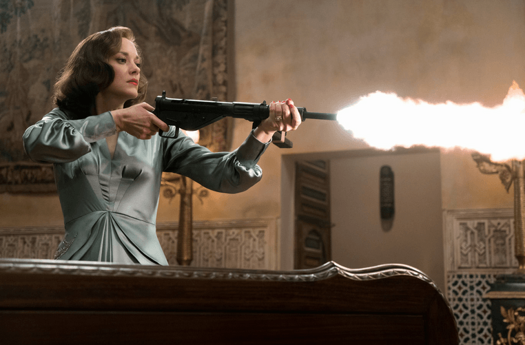 allied-recensione-film