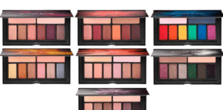 """Cover Shot Eye Palettes"" di Smashbox"