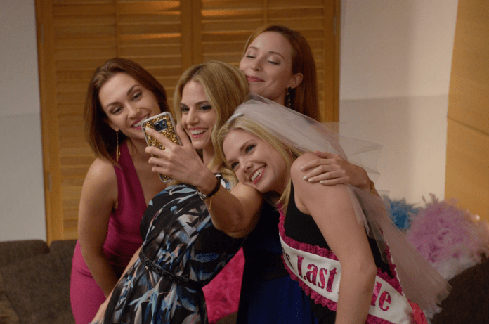 girls night out-recensione