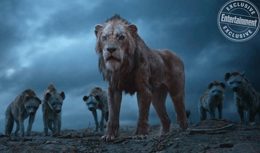 il re leone-2019-live action