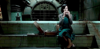 the shape of water- recensione