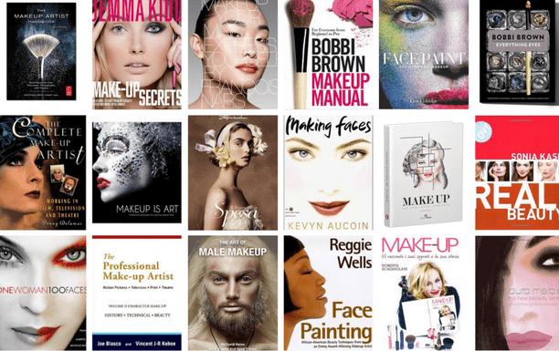 libri-make up-da studiare