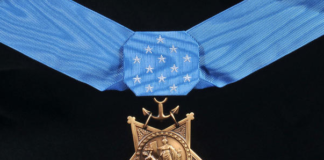 medal of honour- paul weasley- info