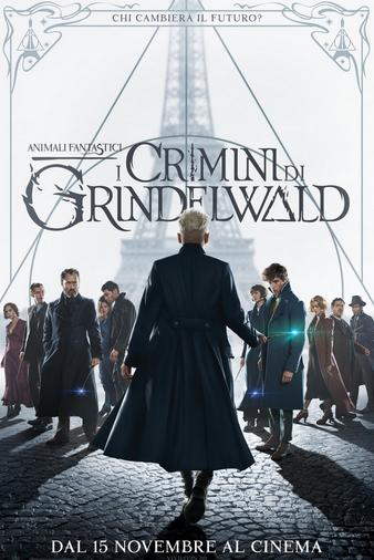 animali fantastici- crimini di grindelwald- recensione