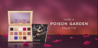 poison gareden-recensione palette