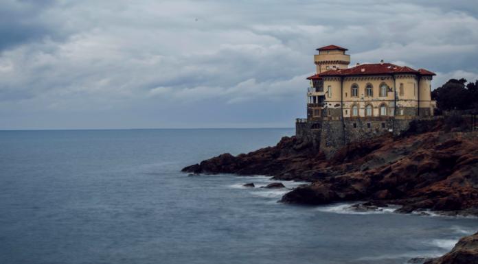 castello del boccale-livorno-fotografia