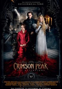 crimson peak recensione