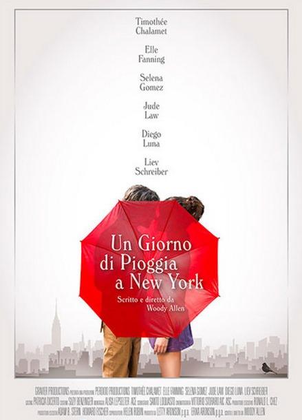 un giorno di pioggia a new york-recensione