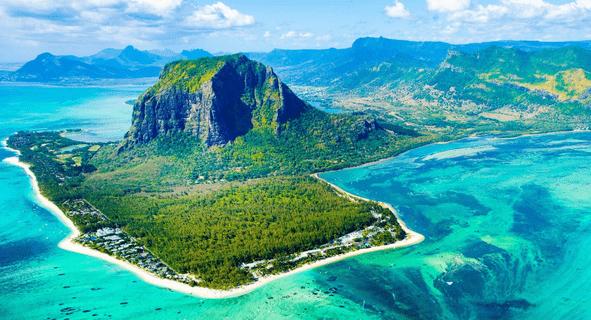Mauritius le 25 isole più belle del mondo